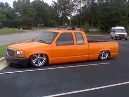 BaggedC10on22ss 1993 Chevy Full Size P/U photo thumbnail