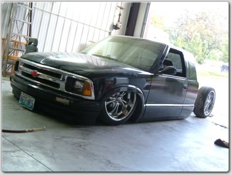 guiltybydesigns 1994 Chevy S-10 photo