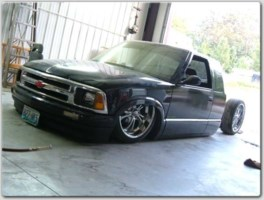 guiltybydesigns 1994 Chevy S-10 photo thumbnail