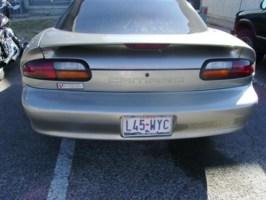 Bryttanies 1999 Chevy Camaro photo thumbnail
