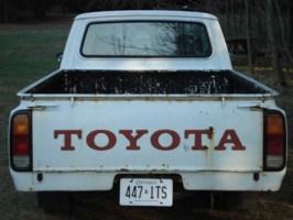 maz duhs 1974 Toyota SR5 2WD photo thumbnail