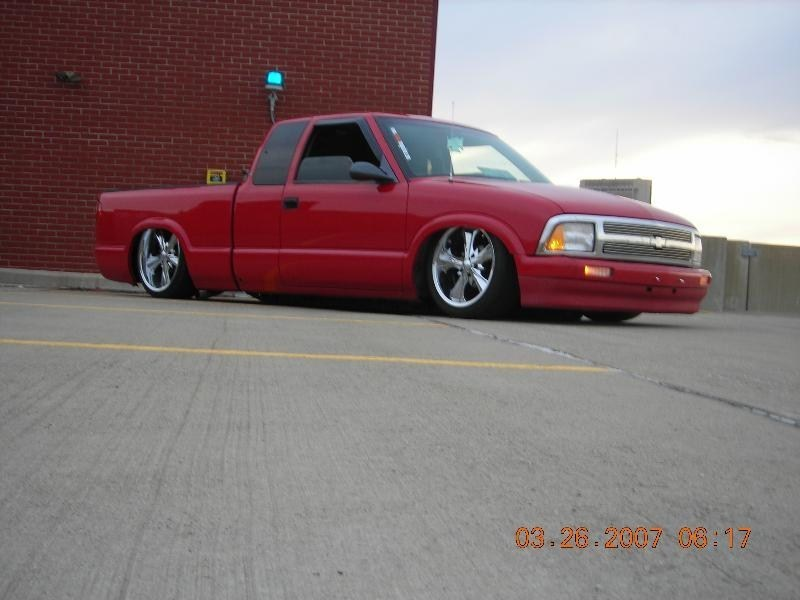 laydout96dimes 1996 Chevy S-10 photo