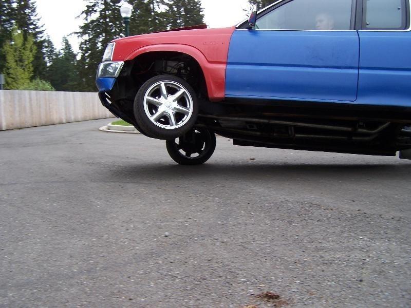 mazda2lows 1993 Mazda B2200 photo