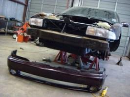 IcebergSlabs 1996 Chevy Impala photo thumbnail