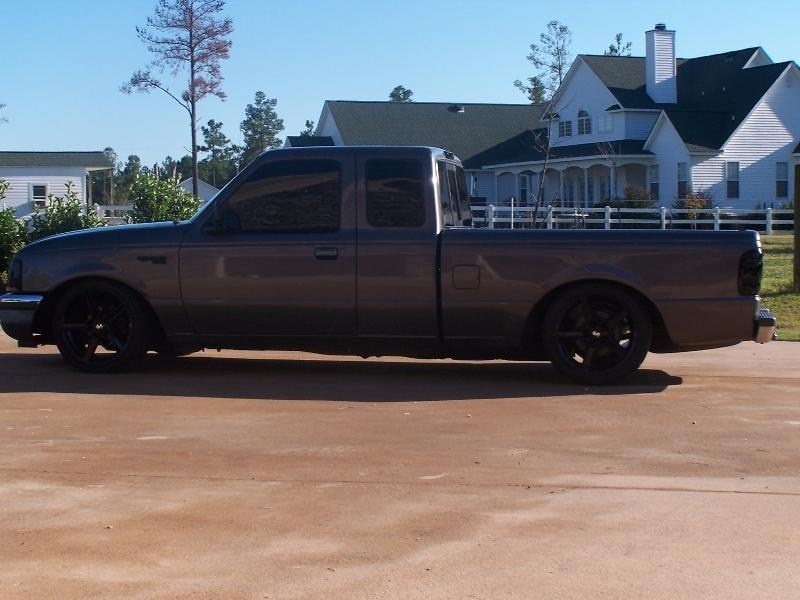bagged92s 1998 Ford Ranger photo