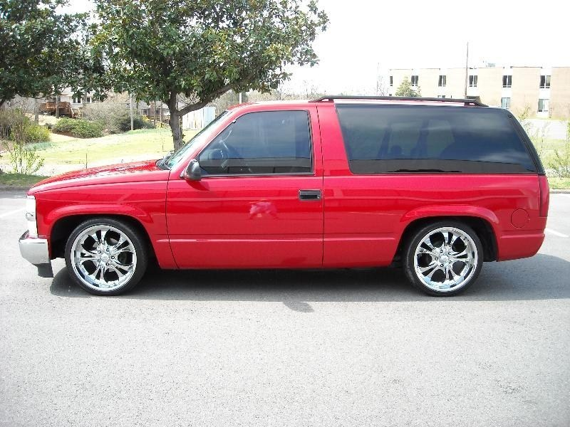 1lowlesabres 1999 Chevrolet Tahoe photo