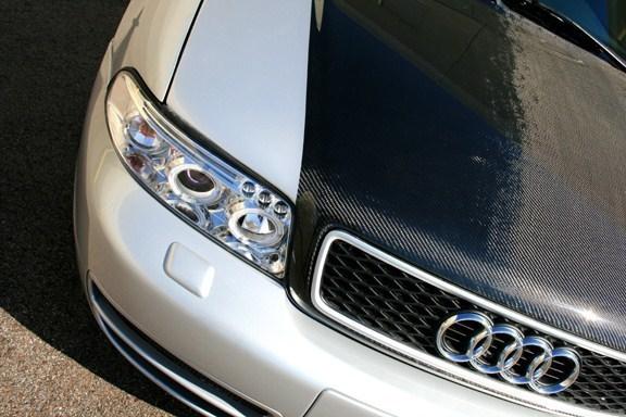 SixInchWats 2001 Audi S4 photo