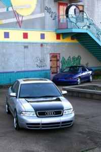 SixInchWats 2001 Audi S4 photo thumbnail