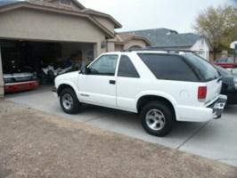 minitrucker69s 2000 Chevrolet Blazer photo thumbnail