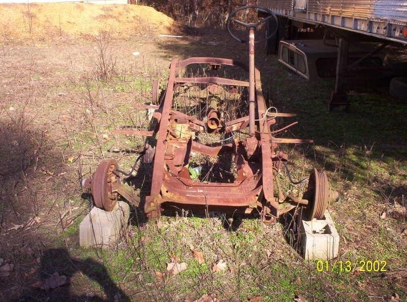 reallybigbellyboys 1946 Chevy Full Size P/U photo