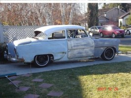 fatdaddy53s 1953 Chevy Belair photo thumbnail