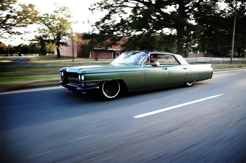 PUSHER4LIFEs 1964 Cadillac Sedan De Ville photo