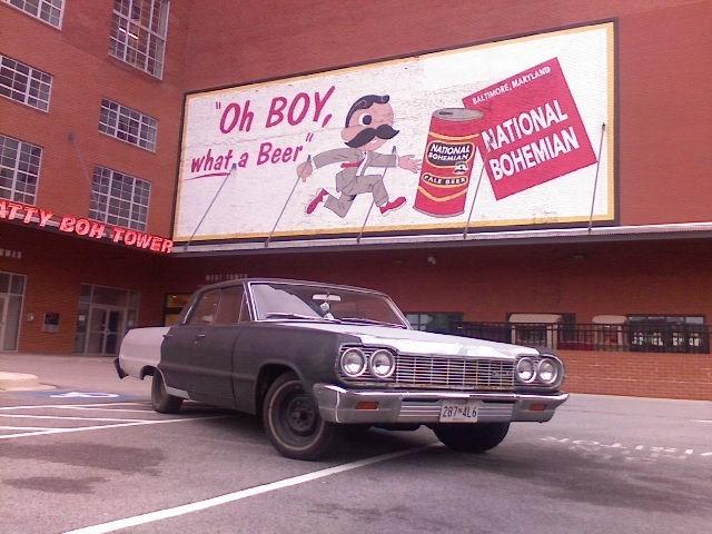 64ratimpalas 1964 Chevy Impala photo