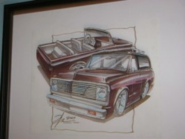 lowk5s 1971 Chevrolet Blazer photo thumbnail