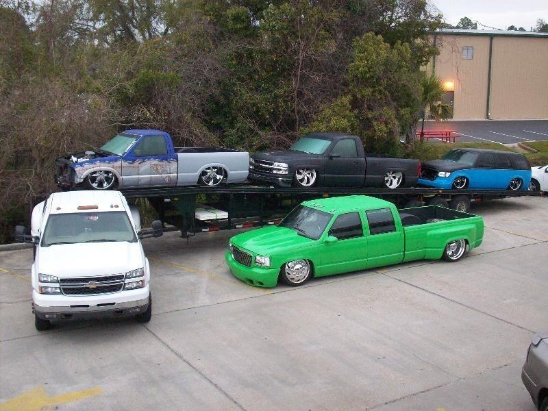 LittleShopLackeys 2004 GMC 3500 Pickup photo