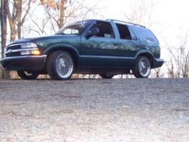 Big_Eds 1998 Chevy S-10 Blazer photo thumbnail