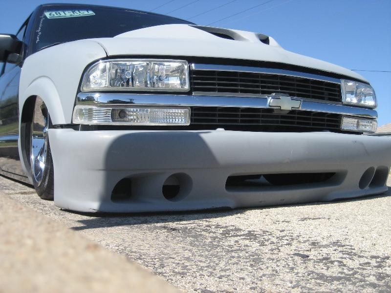 dedicated customss 2003 Chevy S-10 photo