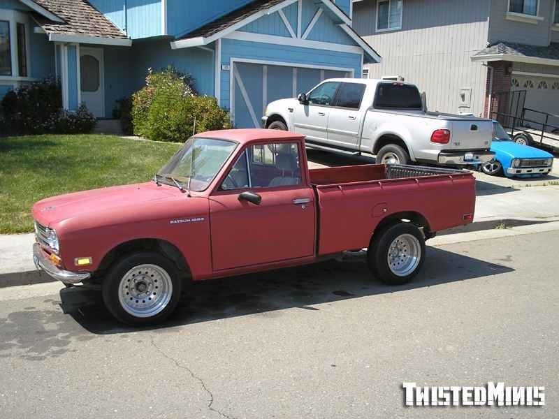 TwistedMiniss 1971 Datsun 521 photo