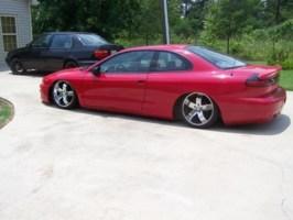 MONSTERnotchedMAZDAs 1999 Dodge Avenger photo thumbnail