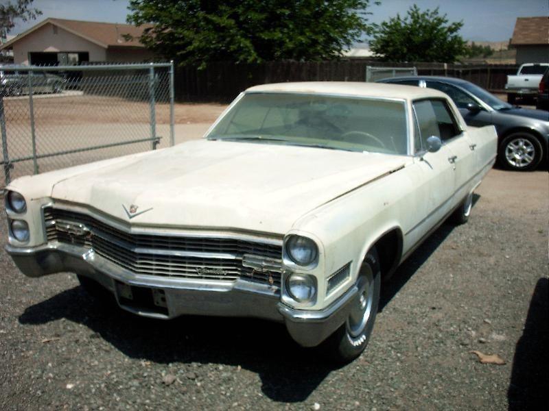detacheds 1966 Cadillac Calais photo