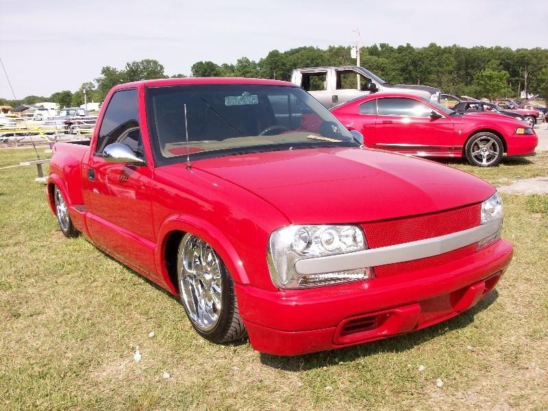 kylehensons 2001 Chevy S-10 photo