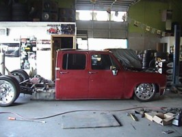 laynwoods 1986 Chevy Crew Cab Dually photo thumbnail