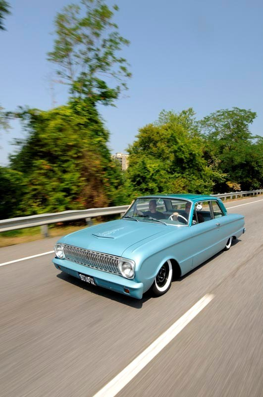Petittbilts 1962 Ford Falcon photo