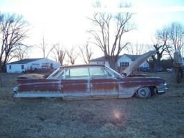 Fools Golds 1961 Cadillac Sedan De Ville photo thumbnail
