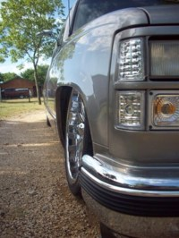 lowerclasscustomss 1998 GMC Sierra photo thumbnail