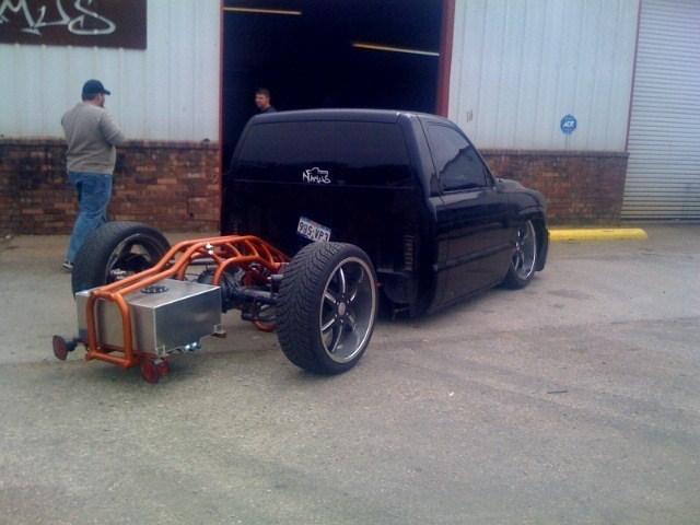shlamdchevys 2000 Chevrolet Silverado photo
