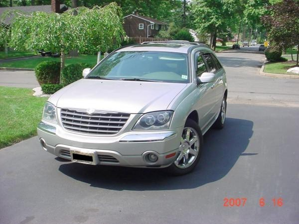 Blazinkings 2005 Chrysler Pacifica photo