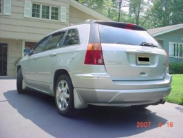 Blazinkings 2005 Chrysler Pacifica photo thumbnail