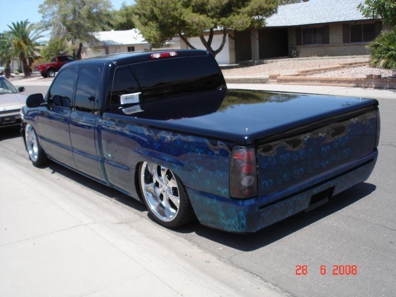 evilrados 2002 Chevrolet Silverado photo