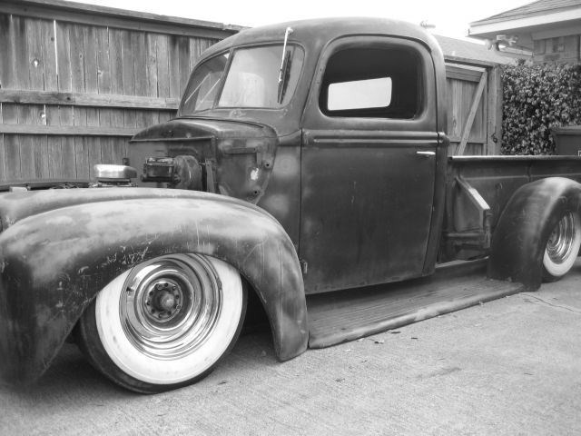 hotrodcareys 1946 Ford F100 photo