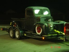 hotrodcareys 1946 Ford F100 photo thumbnail