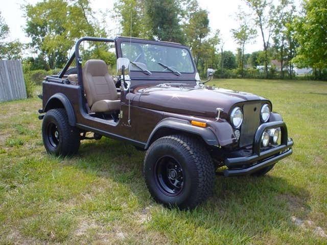 mtms 1985 Jeep CJ photo