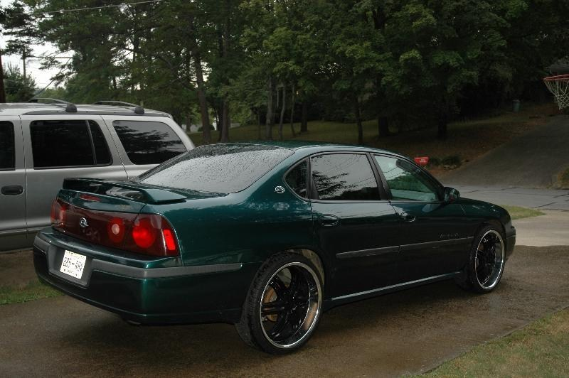 kursedoranges 2001 Chevy Impala photo