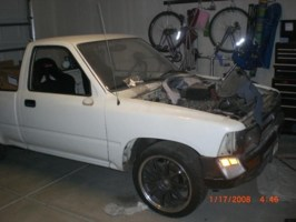 clmelts 1993 Toyota 2wd Pickup photo thumbnail