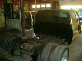 mazberrydelights 1998 Chevy Crew Cab Dually photo thumbnail