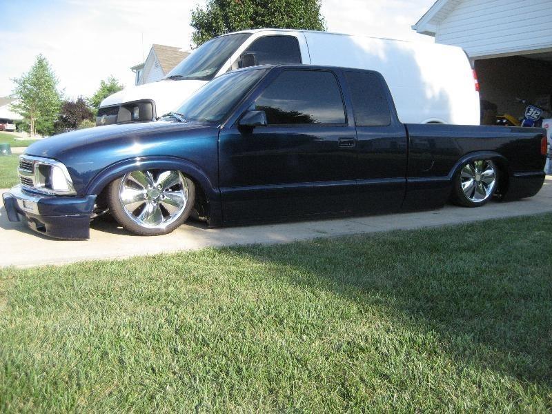 joegsxrs 1995 Chevy S-10 photo