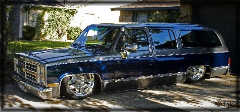 pugzs 1987 Chevrolet Suburban photo