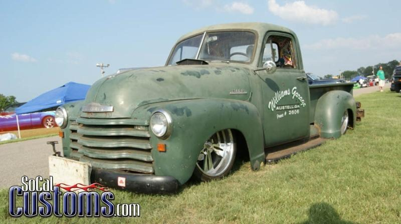 bigredsleds 1953 Chevy Full Size P/U photo