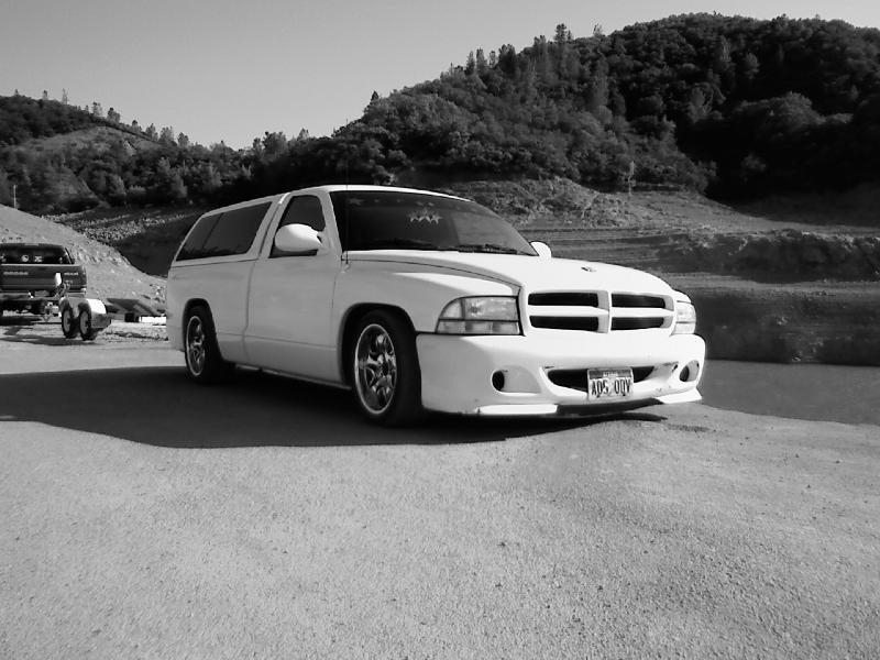 MiniChick4Us 1998 Dodge Dakota photo