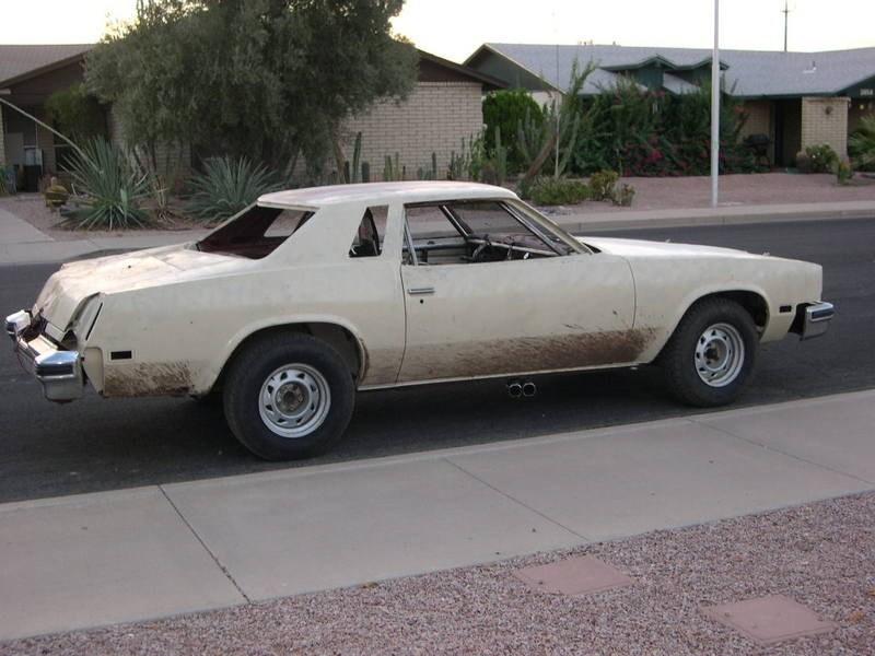 boooghars 1977 Oldsmobile Cutlass photo