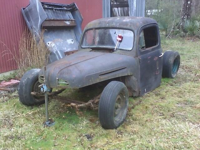 boooghars 1949 Ford Wild Rod photo