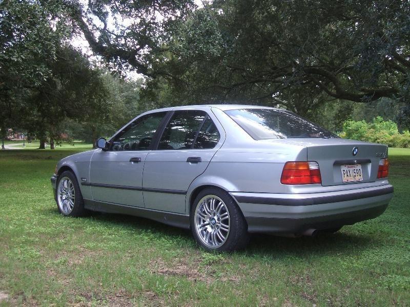 villynnes 1996 BMW 3 Series photo