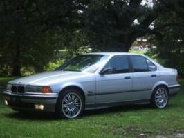 villynnes 1996 BMW 3 Series photo thumbnail