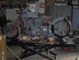 garagebuilts 2008 Show Bikes Harley photo thumbnail