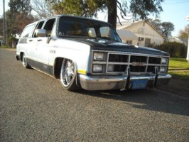 Cosa Nostras 1984 Chevrolet Suburban photo thumbnail
