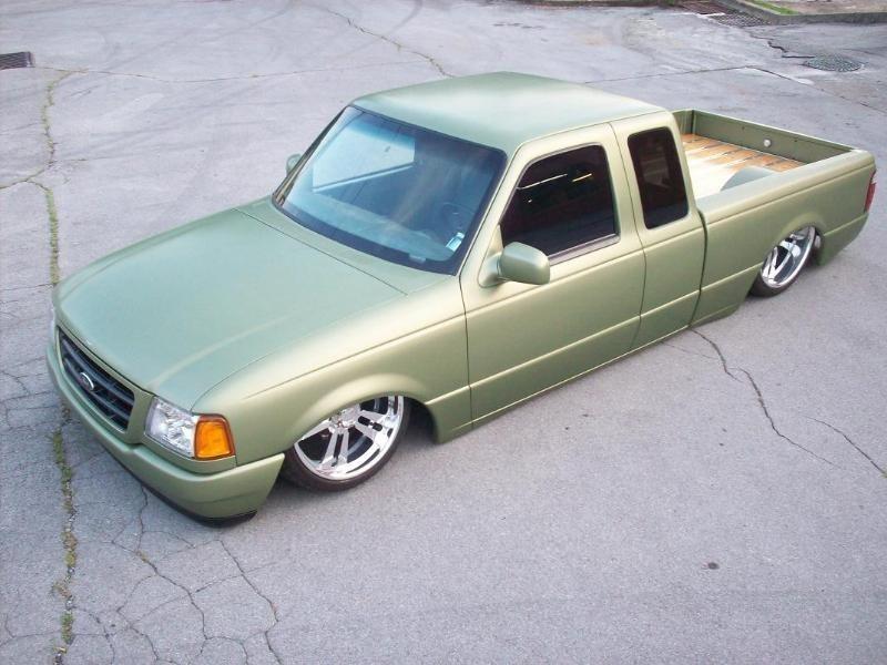 LittleShopLackeys 2000 Ford Ranger photo